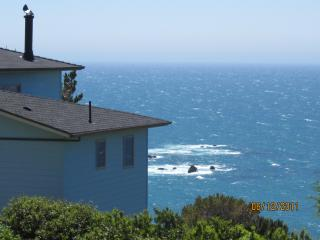 Comfortable Home with White Water views, Gualala