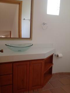 Powder Room/Half Bath - Stairwell