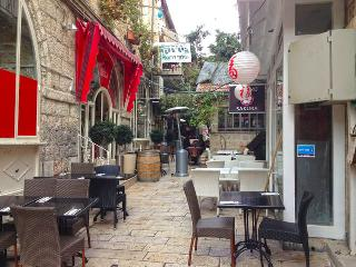 Nice Duplex in Jerusalem Center - Best Location in town., Jerusalén