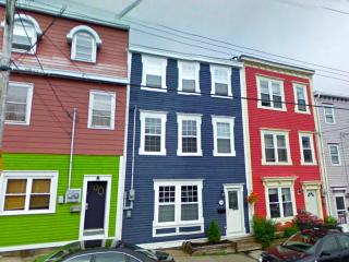 3 Bedroom Apt, top 2 floors of a house in the heart of Downtown St. John's