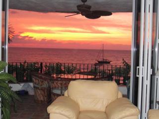 Beachfront Old Town Puerto Vallarta Condo Rental
