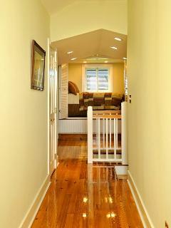 Third Floor Bedroom and Full Bathroom