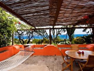 beauty privacy and nature at CASA DANI in Stromboli