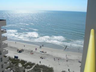 Enjoy Wonderful, Ocean and City Views Studio, North Myrtle Beach