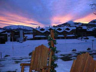 Imagine...you could be here seeing this sunset from your patio or upstairs deck!