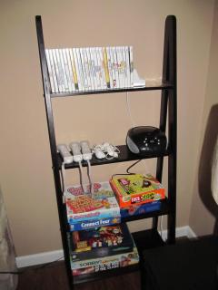 Wii Console/Games/Movies/Stereo