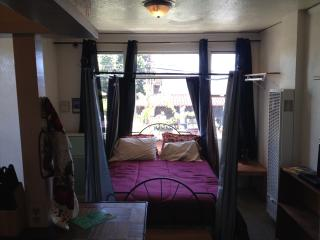 (B) Sunny Downtown studio apt WALK everywhere SB!!, Santa Barbara