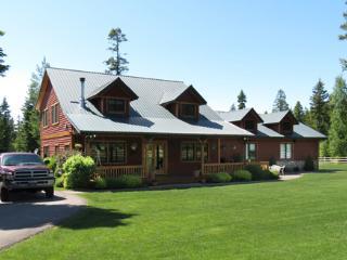Cougar Trail Ranch, Flatheads Family Reunion Spot., Bigfork