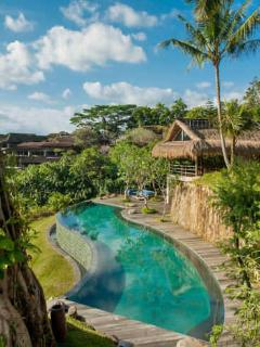 Hartland Estate Infinity Pool and Pool House/Dining Pavilion
