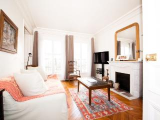 Typical Parisian Vacation Rental in Paris