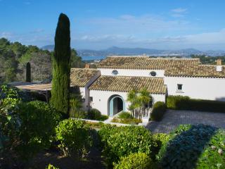 Contemporary villa in Saint-Tropez 12 persons, St-Tropez