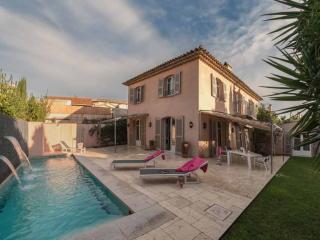 Villa in St Tropez center, 8 people, St-Tropez