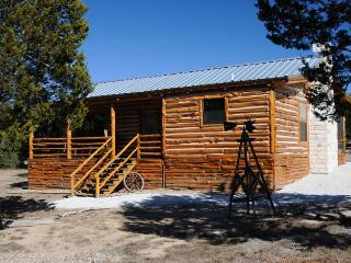 Dream Away Cabin, Log home, 2BR/2BA, Canyon Lake, Lago Canyon