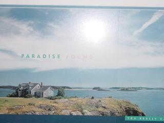 """Paradise Found"" Seaside House in Eastport, Maine"