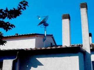Solar Dish für Sanitär Warmwasser