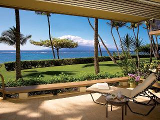 Puunoa Beach Estates - Condominium 101, Sleeps 4, Lahaina