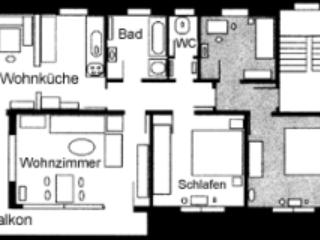 Vacation Apartment in Missen-Wilhams - 1130 sqft, beautiful, central, quiet (# 5006)