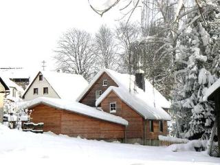 Vacation Home in Presseck - 1023 sqft, quiet, natural, friendly (# 5017)