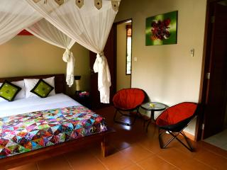 1BR Guest house w shared pool at Bumi Ayu Villa