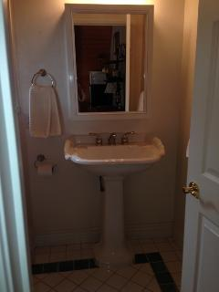 Bathroom Pedestal Sink