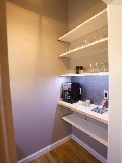 Plantera walk-in pantry