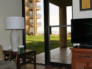 Beachfront Ground Floor...Walk out to beach!!!, Île de South Padre