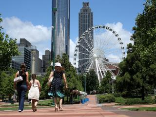 Downtown Atlanta.  Walk to Everything.  Great Deal