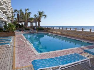 Direct Ocean Front Condo 1BR/2BA Vacation Rental Property