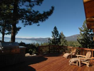 Luxury Log Cabin Estate, Incline Village