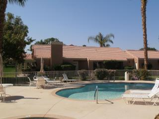 Looking for something special? Newly remodeled and refurnished condo on the 14th greem at Oasis County Club!, Palm Desert