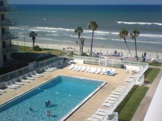 More for Your Money! Sea Coast Beachfront Property - Oceanview 2 BR/2 BA, New Smyrna Beach