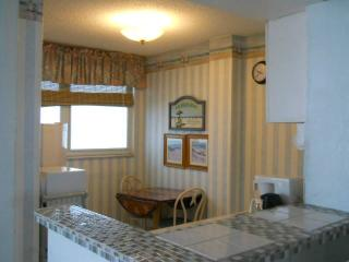 Beautiful oceanfront furnished studio, Daytona Beach