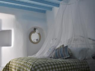 2 bdr villa with Panoramic View in Naxos, Apollon