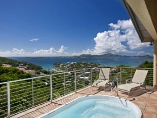 Cozy 3 Bedroom Villa with Private Veranda on St. John