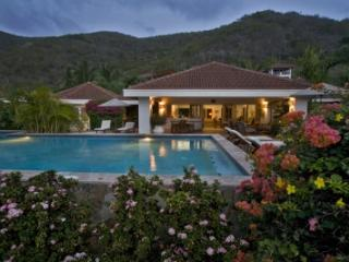 Spectacular 4 Bedroom Beach Villa in Mahoe Bay, Virgen Gorda