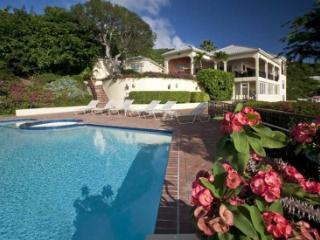 Prestigious 4 Bedroom Mansion with Private Pool on St. Thomas, Charlotte Amalie