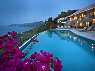 Spectacular 5 Bedroom House with Infinity Edge Pool on Tortola, West End