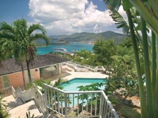 Delightful 5 Bedroom Villa with Private Pool on St. Thomas, Charlotte Amalie