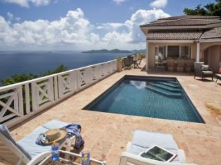 6 Bedroom Villa with Ocean View on Tortola
