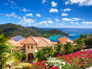 Fabulous 8 Bedroom Villa with Pool & Hot Tub on St. John