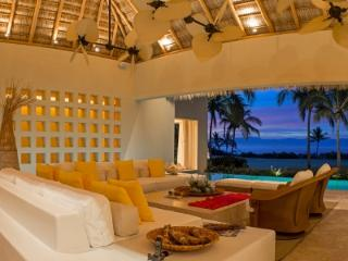 Spacious 5 Bedroom Villa in Puna Mita, Punta de Mita