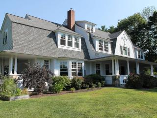 Luxury Vacation Home steps from York Harbor Beach!