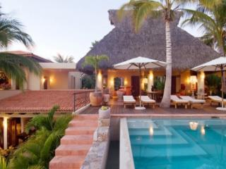 Spectacular 5 Bedroom Residence facing Banderas Bay in Punta Mita, Punta de Mita