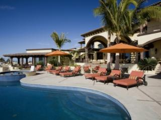 Unparalleled 8 Bedroom Villa with Private Terrace & Jacuzzi in Cabo San Lucas