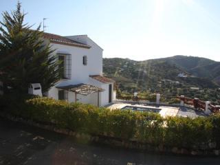 Casas de Cantoblanco 1, villa rental Lake Vinuela