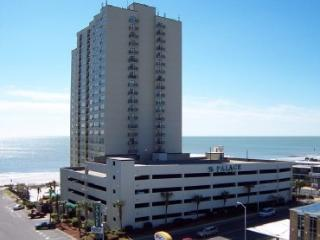 Ocean Front  Studio Condo Downtown Myrtle Beach!!