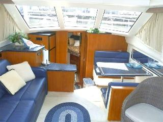 Yacht YKnot:  Experience Yacht Living in Boston Harbor!