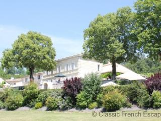 47473 - Girondine Chateau with, Saint-Aignan