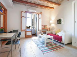 Quiet and central flat in down town Barcelona