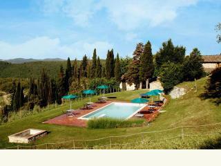 Villa Vistarenni, Radda in Chianti